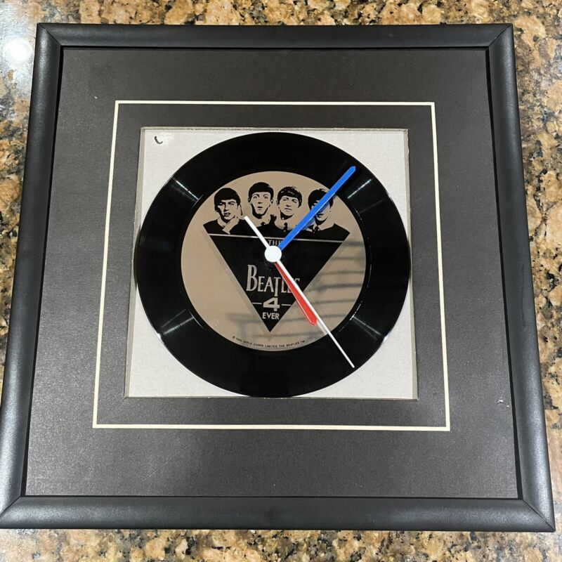1988 Apple Corps Limited THE BEATLES 4 EVER WALL CLOCK