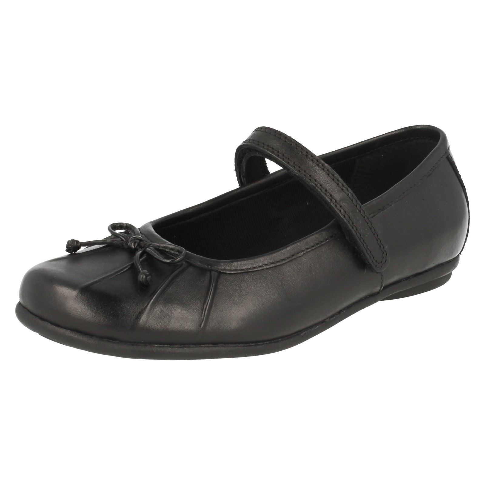 Girls Clarks Formal/School Shoes - Tasha Ally