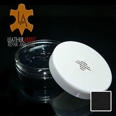Black Leather Colour Restorer Balm Westfield Seven XI Cars Interior Seats Repair