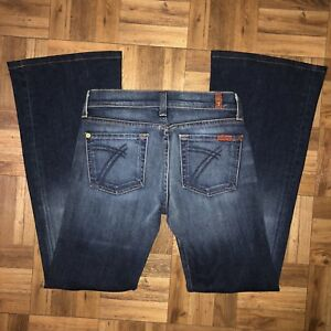 7 Seven For All Mankind DOJO Womens Jeans Size 25