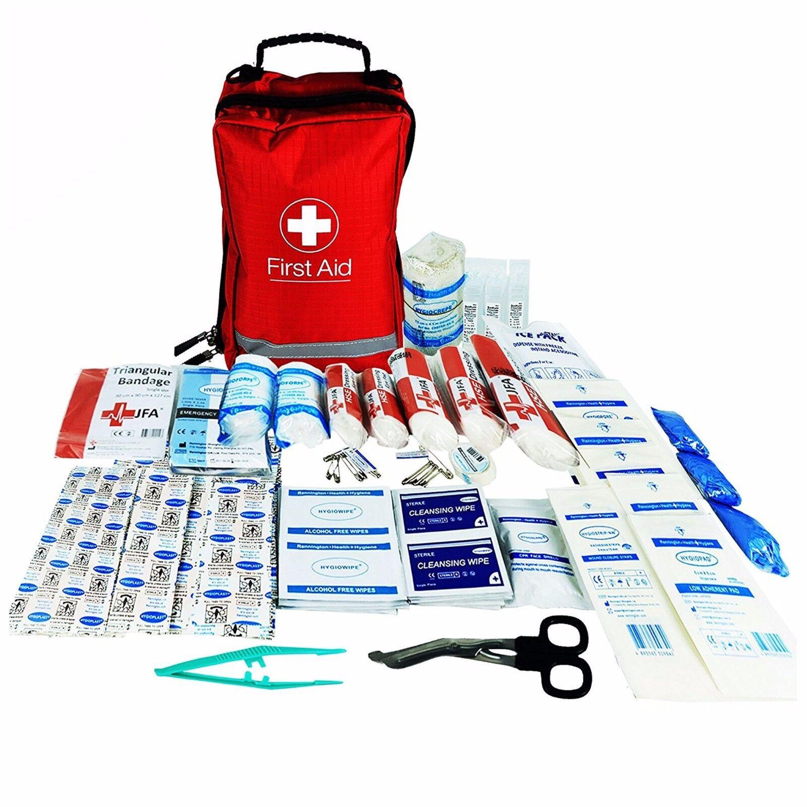 JFA 200 Piece Comprehensive First Aid Kit Bag