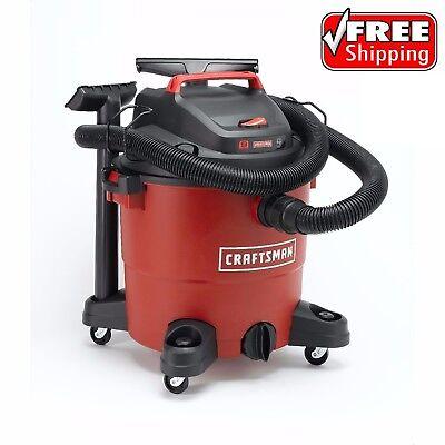 (Craftsman Wet Dry Vac 9 Gallon Vacuum Cleaner 4 Peak HP Portable Shop Blower )
