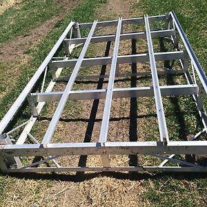 5x9 aluminum dock