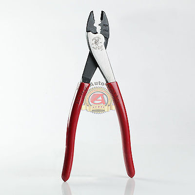 Insulated Crimper 9-34 Klein Tools 1005 Free Shipping