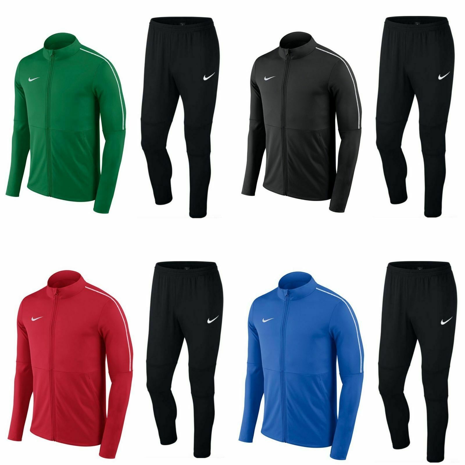 583403f195672 Nike Jogginganzug Herren Jogging Anzug Trainingsanzug Männer dünn für den  Sommer