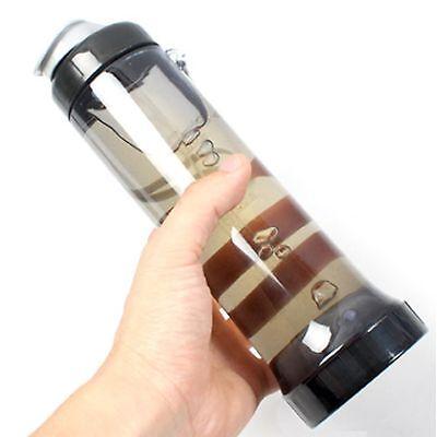 Travel INFUSER Tritan Tumbler Travel Coffee Tea water Bottle 600ml tea maker
