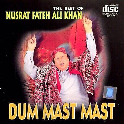The Best Of Nusrat Fateh Ali Khan Dum Mast Mast - Bollywood (Best Of Nusrat Fateh)