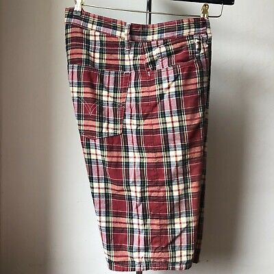 Very Cool JUNYA WATANABE Comme des Garcons MAN X LEVI'S shorts Made in Japan S