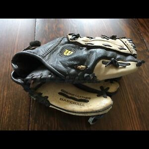 Baseball gloves - various