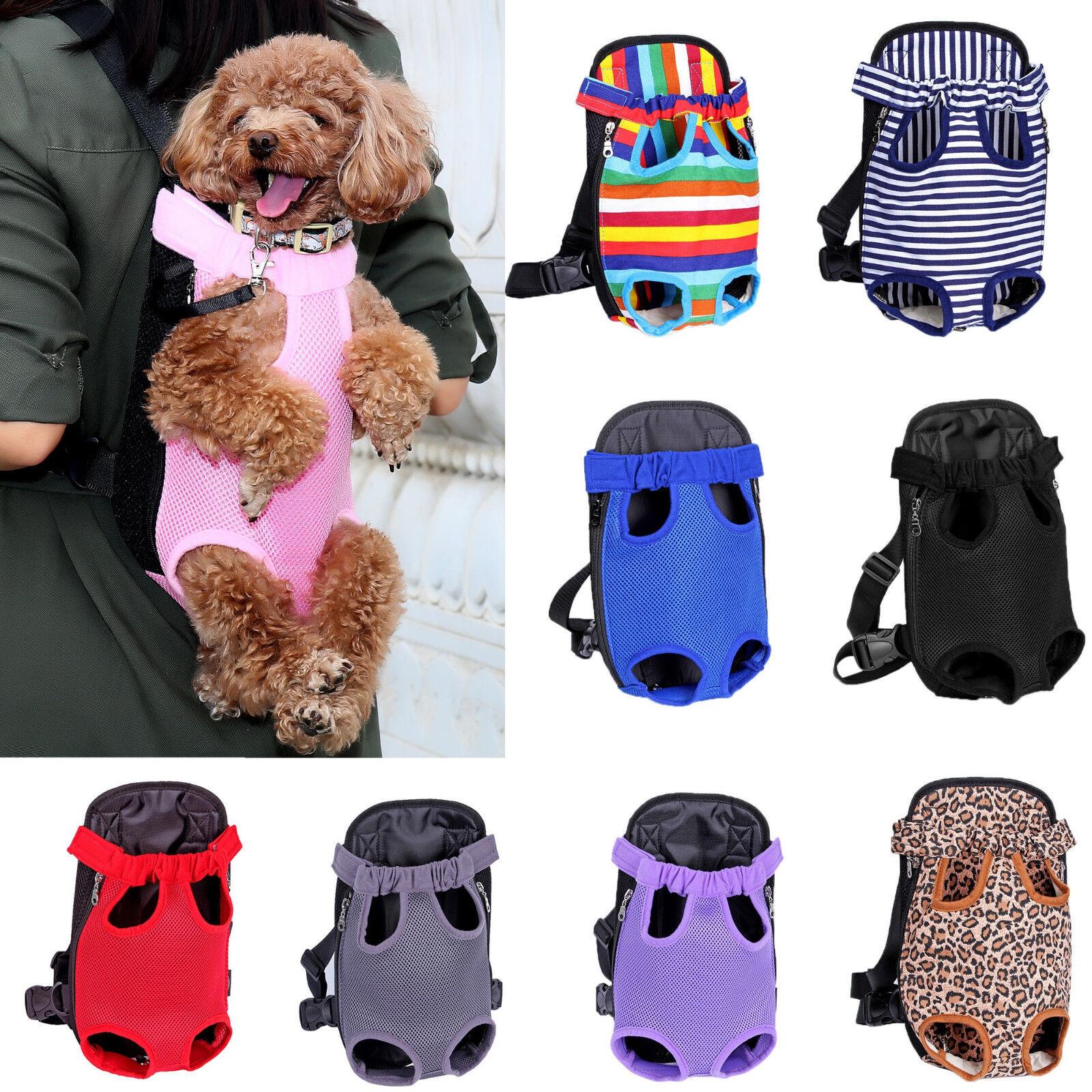 Mesh Zipper Bag Carrier For Pet Dog Cat Puppy