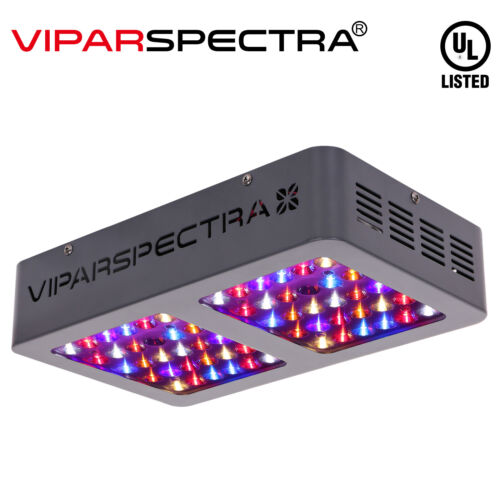 New VIPARSPECTRA Reflector-Series 300W LED Grow Light Full Spectrum for Indoor Plant ViparSpectra VIPARSPECTRA 300W led grow light for 69.99.