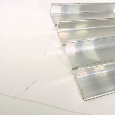 .375 Thick Aluminum 2 X 3 Angle 12 Long Qty 4 Sku 122300