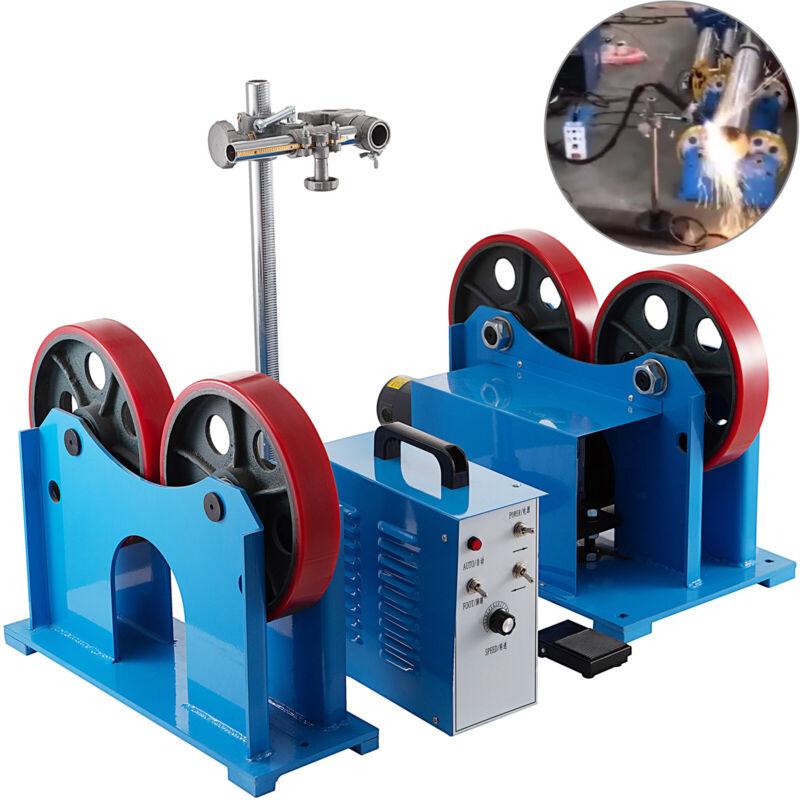 Welding Turning Roll Weld Positioner 2200 LBS Welding Support Welder Rotator