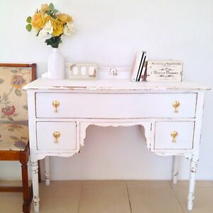 Beautiful Shabby Chic Dresser Buffet Hallway Display Bexley Rockdale Area Preview