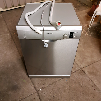 Working BOSCH free standing dishwasher not very old GC