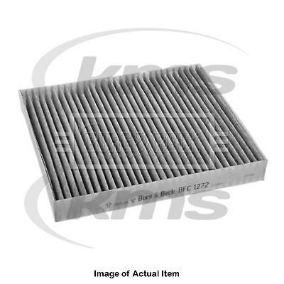 New Genuine BORG & BECK Pollen Cabin Interior Air Filter BFC1272 Top Quality 2yr