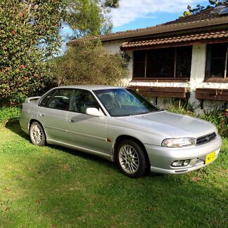 Subaru Liberty 1998 limited edition  Upper Orara Coffs Harbour Area Preview