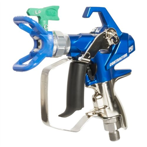 New Graco Contractor PC Compact Airless Paint Spray Gun 19Y350 17Y043 288420