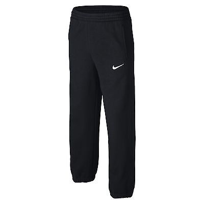 NIKE BOYS/ GIRLS UNISEX  Kids Brushed fleece track pants BLACK NAVY GREY RRP £25