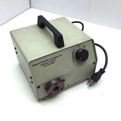 Sheerin Foi-150 Fiber Optic Light Source Illuminator 120vac Eke Lamp 150w