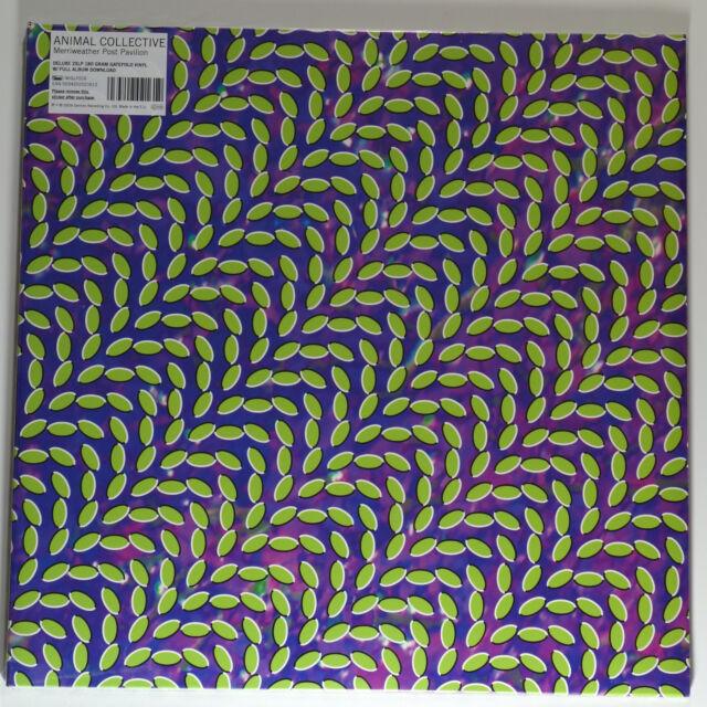 ANIMAL COLLECTIVE - Merriweather Post Pavilion **180gr-Vinyl-2LP**NEW**MP3-Code*