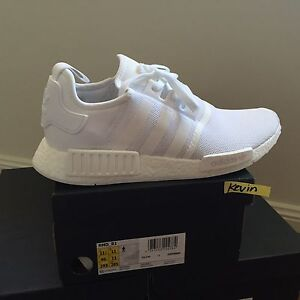 ADIDAS NMD R1 TRIPLE WHITE Parramatta Parramatta Area Preview