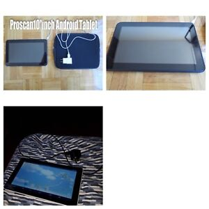 2 Android Proscan Tablets for sale (Located in Kelowna)