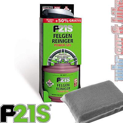 Dr. OK Wack P21S Felgenreiniger POWER GEL 750 ml säurefrei inkl. Felgenschwamm gebraucht kaufen  Sangerhausen