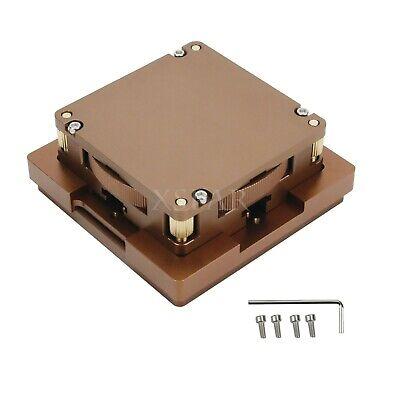BGA Reballing Station Adjustable Positioning for 80*80 90*90 Heated Stencil xr*