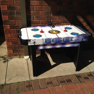 Air Hockey Table Sheidow Park Marion Area Preview