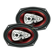 6.5 Speakers 600 Watts