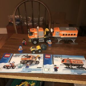 Lego City - Arctic Outpost 60035 Set