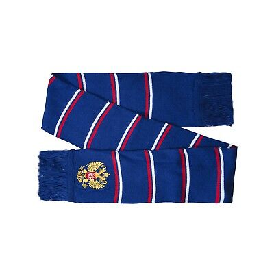 Russia coat of arms classic scarf, knitted Classic Coat Of Arms