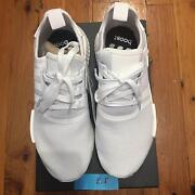 """Adidas NMD_R1 """"TRIPLE WHITE"""" US 8 Liverpool Liverpool Area Preview"""