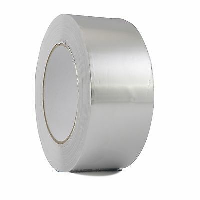 1 Roll Aluminum Foil Tape 2 X 150 With Liner Malleable Foil Free Shipping