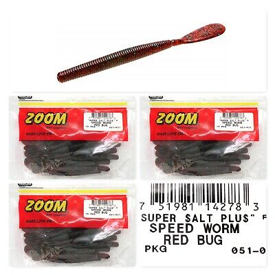 Soft Plastics - Zoom Worms