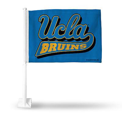 UCLA Bruins NCAA 11X14 Window Mount 2-Sided Car -