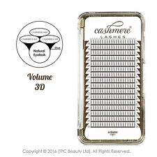 CASHMERE LASHES® 3D Russia Volume Lash Fans Luxury Individual Eyelash Extensions