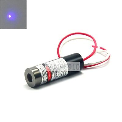 20mw Focusable Violetblue Laser 405nm Diode Laser Dot Module 13x42mm