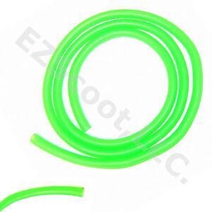 GAS FUEL LINE NEON GREEN 39