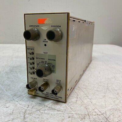Tektronix 067-0680-00 Calibration Fixture Signal Standadizer