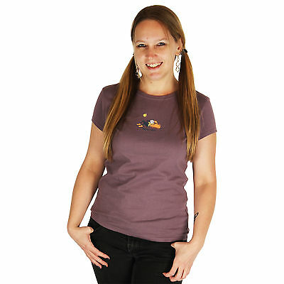Peace Out Tee (Life is Good Jam Purple Peace Out Tee Jake Short Sleeve Sugar T-Shirt Top NWT)