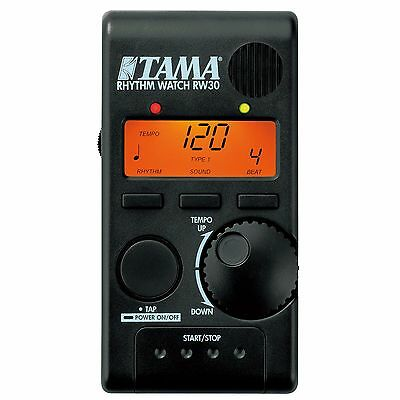 Tama Drums Accessories RW30 Rhythm Watch Mini metronome NEW