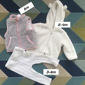 3-6 months old baby winter clothes