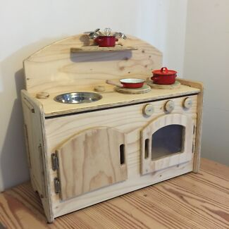 cubby house furniture. CUBBY HOUSE FURNITURE PLAY KITCHEN WITH SINK, STOVE \u0026 OVEN! Cubby House Furniture
