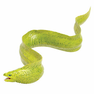 Moray Eel Incredible Creatures Figure Safari Ltd NEW Toys Educational