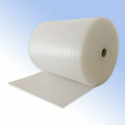 Genuine Jiffy Bubble Wrap 1 roll of 100 metres long x 500 mm wide Small Bubble