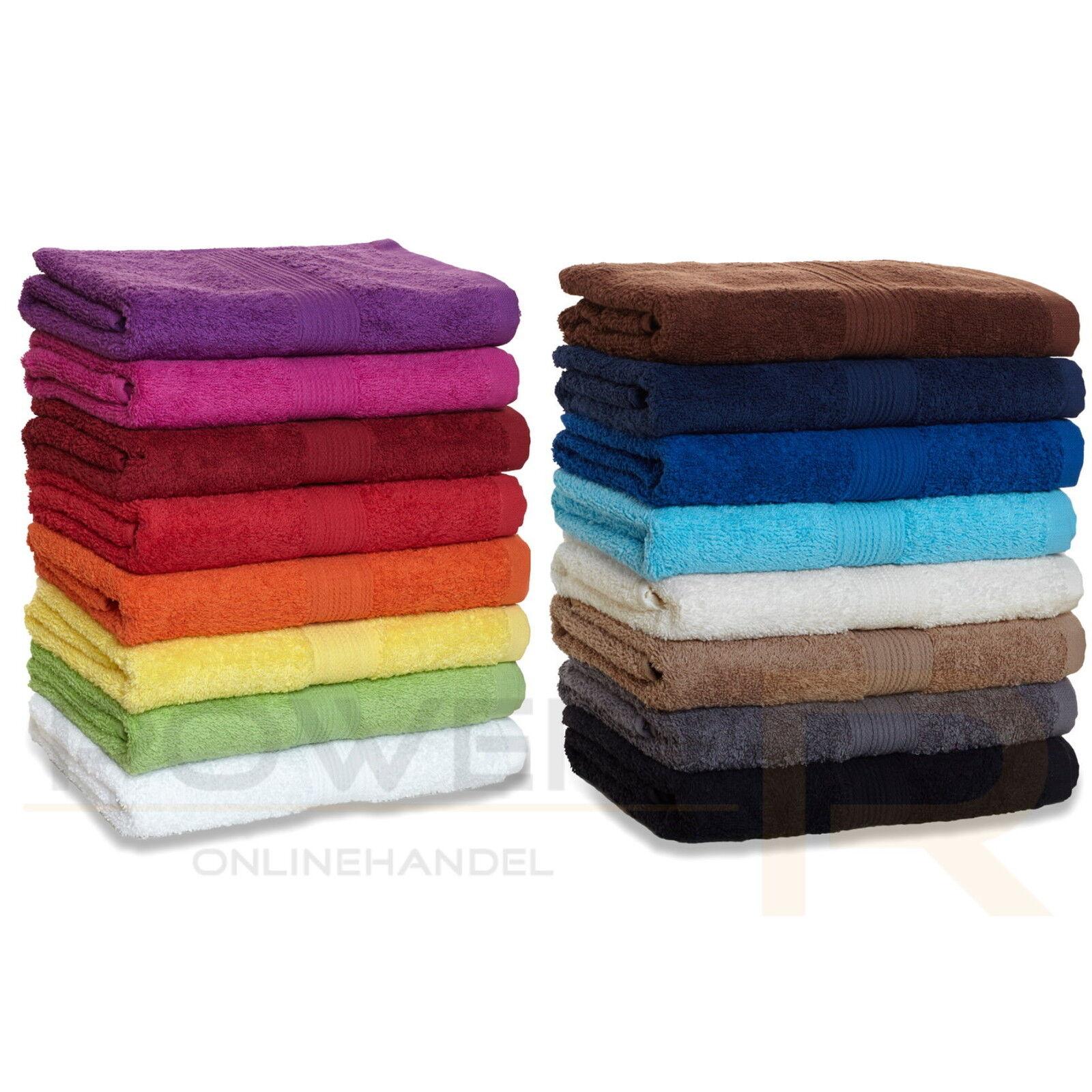 Waschhandschuh Waschlappen Gästetuch Handtuch Duschtuch Badetuch Saunatuch