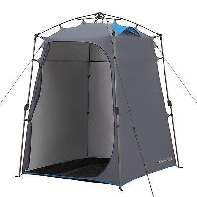 Duschzelt QEEDO Quick Shower Cabin mobile Umkleidekabine Pop Up Umkleidezelt