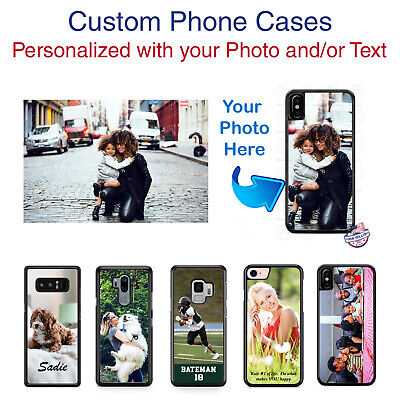 Personalized Photo Image Picture Custom Phone Case Cover for Phone Samsung Gift
